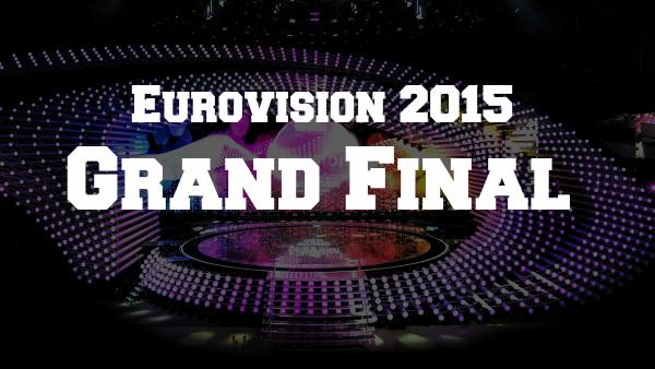 Eurovision 2015 Grand Final