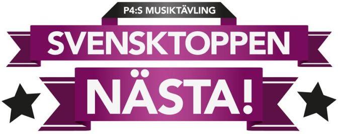 """Eurovision 2016 Sweden """"Svensktoppen Nästa"""""""
