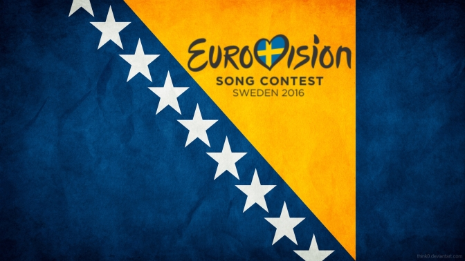 Eurovision 2016 Bosnia-and-Herzegovina eurovision.com.cy