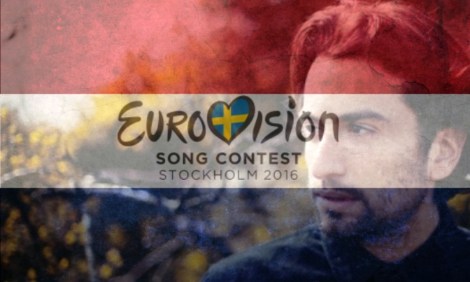 Eurovision 2016 Netherlands dotan eurovision.com.cy