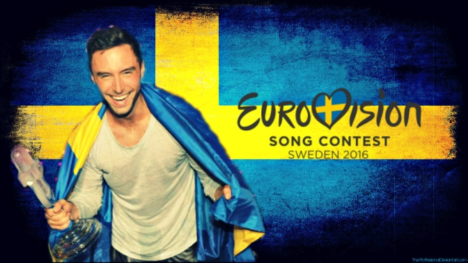 Eurovision 2016 Sweden Mans Zelmerlow Eurovision.com.cy 1