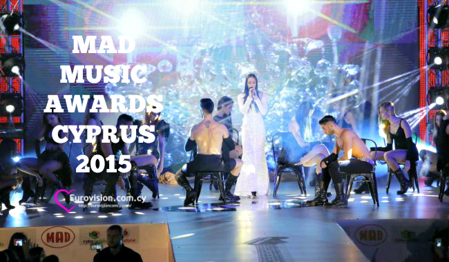 eurovision charis savva mad music awards cyprus 2015