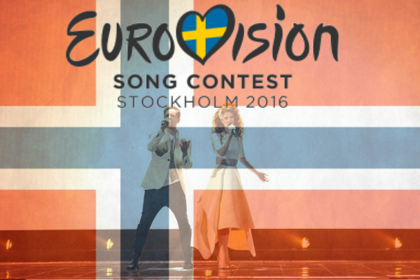 eurovision2016 norway