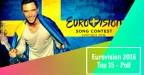 Eurovision 2016: Poll – Top 15 | Results
