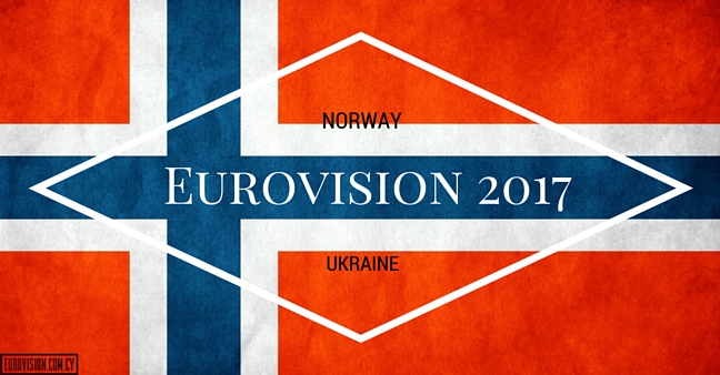 NorwayEurovision 2017Ukraine
